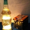 Explosion Box And Bottle Lamp