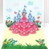Happy Birthday 1 to 5 Years Number Candle Greeting Card Best Gift (1 Year Birthday)