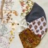 Handpainted Flower Diyas
