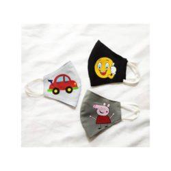 Wonderwheelstore 27 Kids Printed Mask
