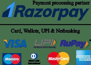 Razorpay With All Cards Upi Logo 8c260e1375 Seeklogo.com