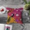 Horse Cart Design Cushion Cover