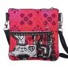 Auto Rickshaw Designer Canvas PU Small Sling Bag