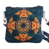 Shekhawati Ele/Hathi Canvas PU Small Sling Bag