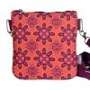 Pretty Flower Canvas Trendy Sling Bag